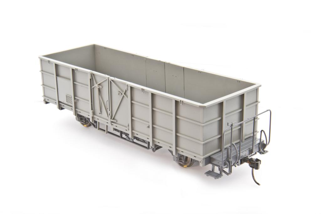 Bemo Hochbordwagen