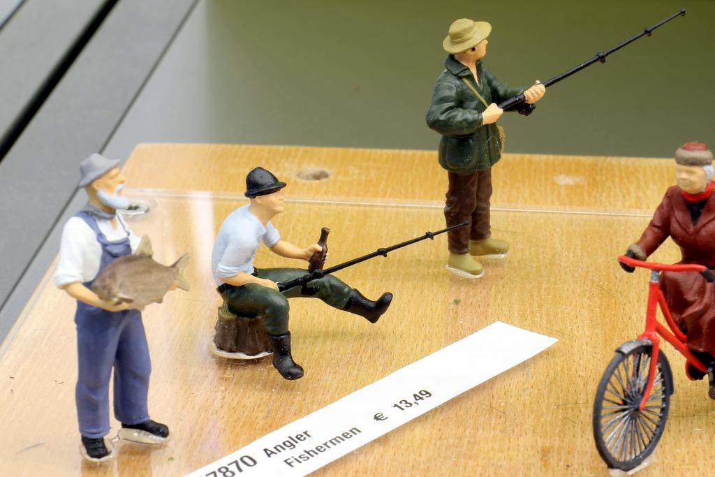 Noch Figuren Angler