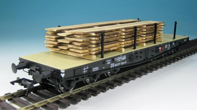 gestapelt Sonderserie Eisenplatten DUHA Ladegut//Deko Spur 1 2020-1