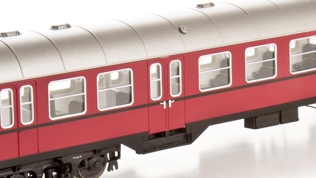 Großraum-Dieseltriebwagen von MaK