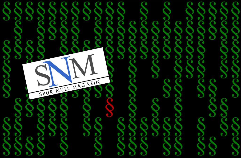 SNM Forum und die Paragrafen