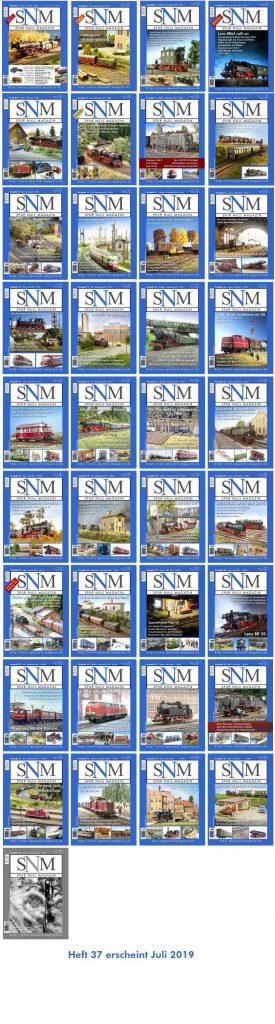 Spur Null Magazin Heft 1-35