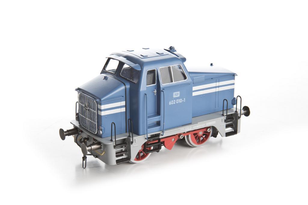 Henschel DH 240 blau