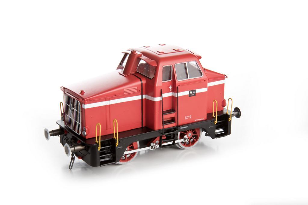 Henschel DH 240 rot
