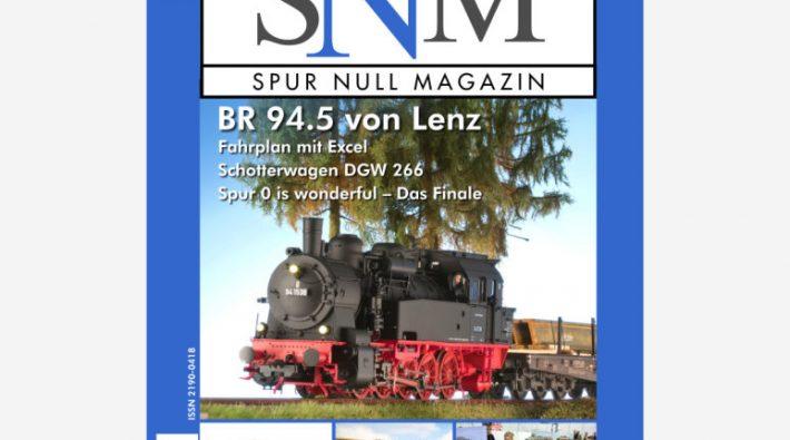 Spur Null Magazin Heft 37