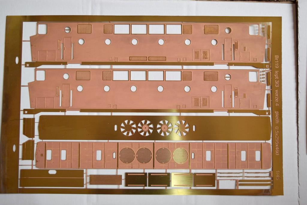 BR 119 Ätzplatine 1