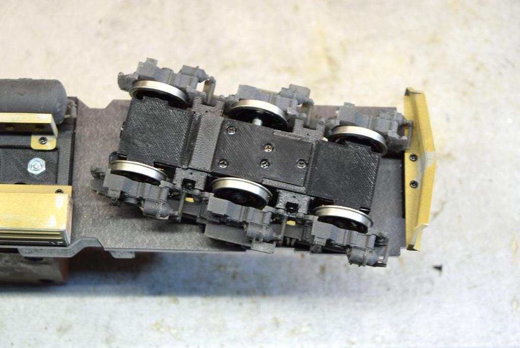 BR 119 Drehgestell 3 D Druck