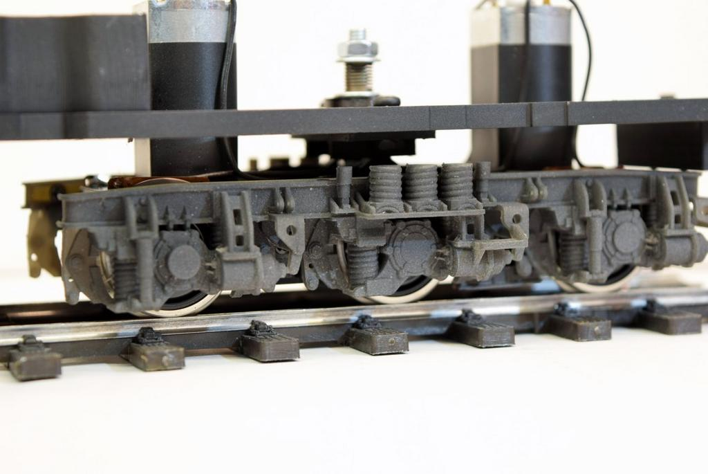 BR 119 Drehgestell