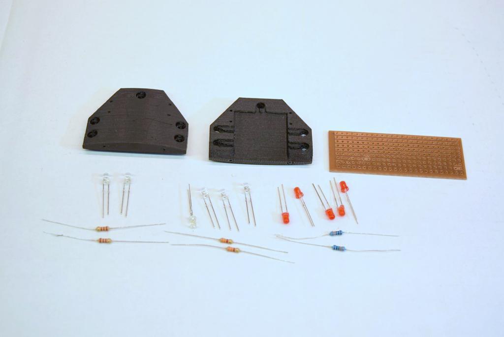 BR 119 elektrische Teile