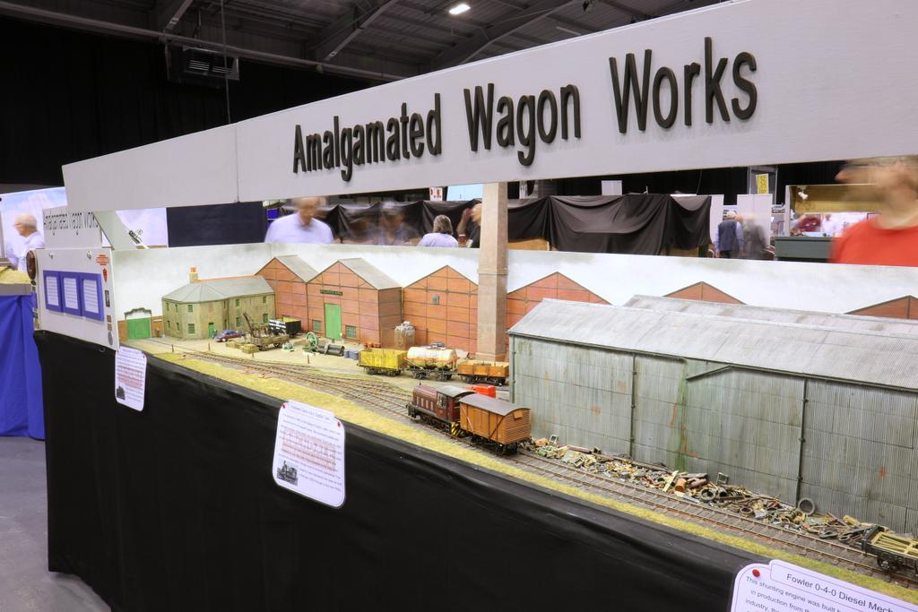 Telford L7 Amalgamated Wagon Works 1