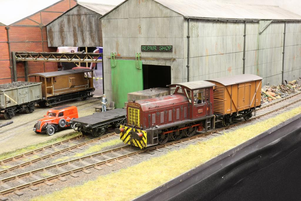 Telford L7 Amalgamated Wagon Works 3