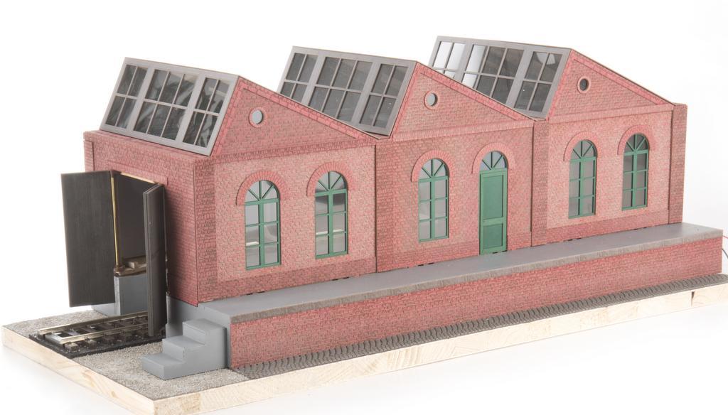 Neue Modelle von der Modellbahnwerkstatt