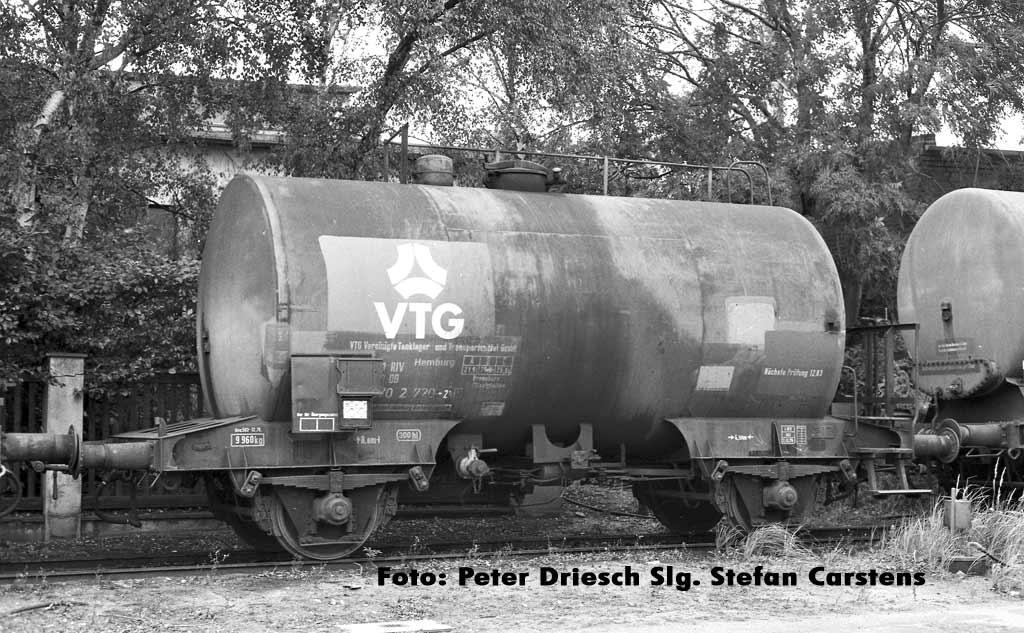 Kesselwagen der Industrieverwaltungsgesellschaft. Copyright: Stefan Carstens