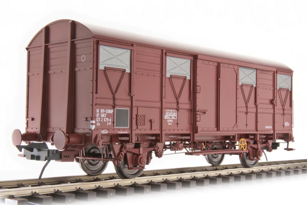 Gs4-02 der SNCF, Epoche 4/5