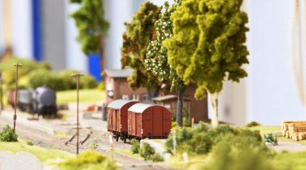 Planen von Bahnhöfen in Spur Null nach Vorbild