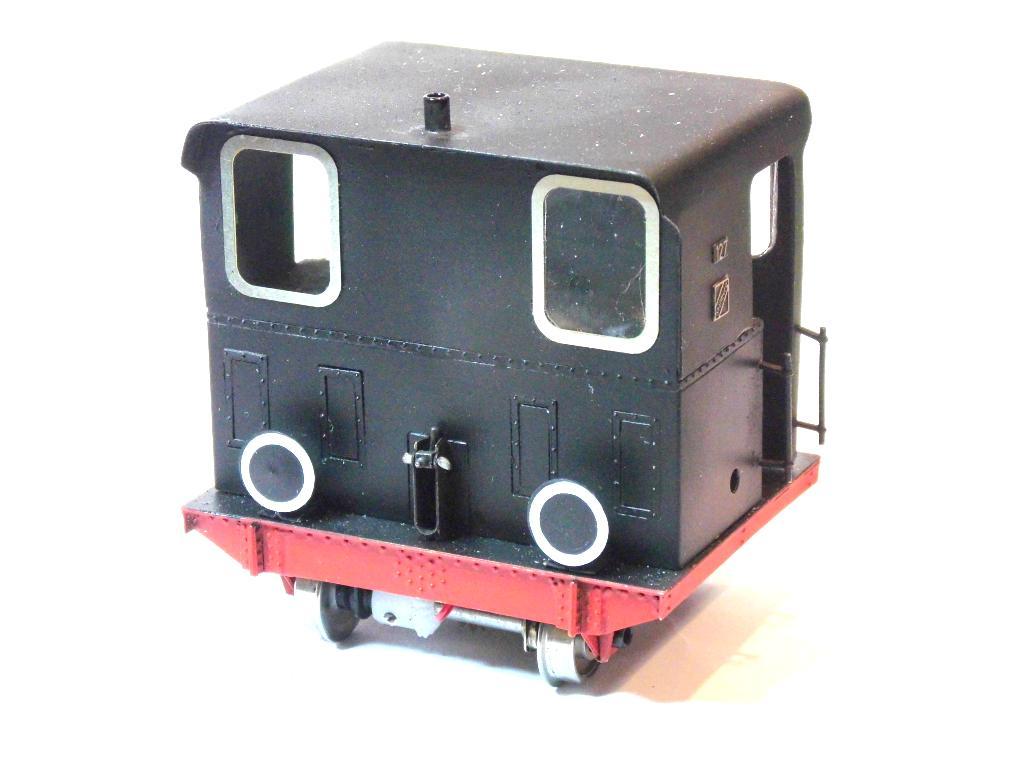 Dieselmotor-Schlepper der IG Münsterland