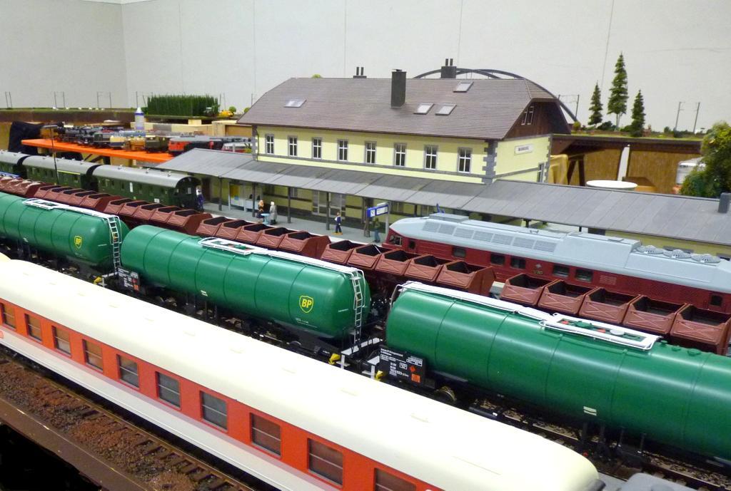 Spur 0 Anlage Ludwig Amend