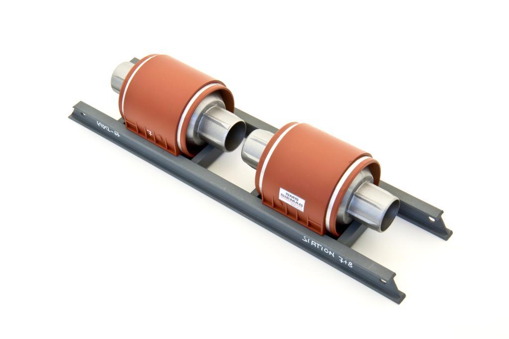 Bauer Druckregler für Rohrleitungen