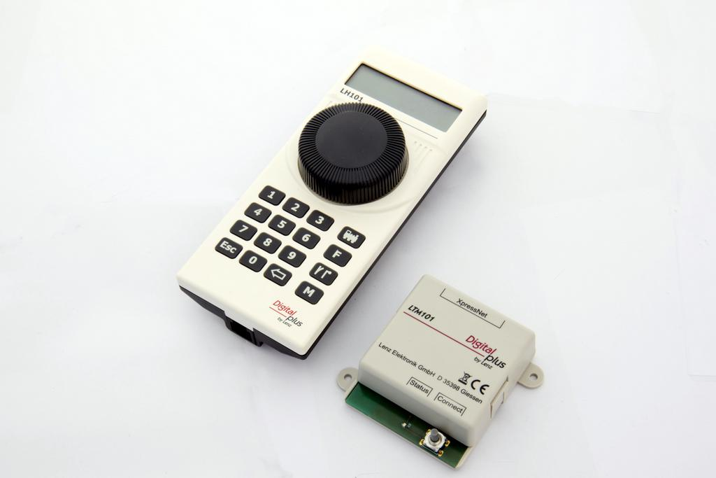Lenz Funkhandregler LH101-R