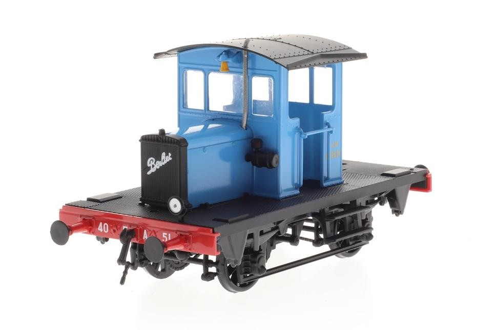 Berliet RLCB blau