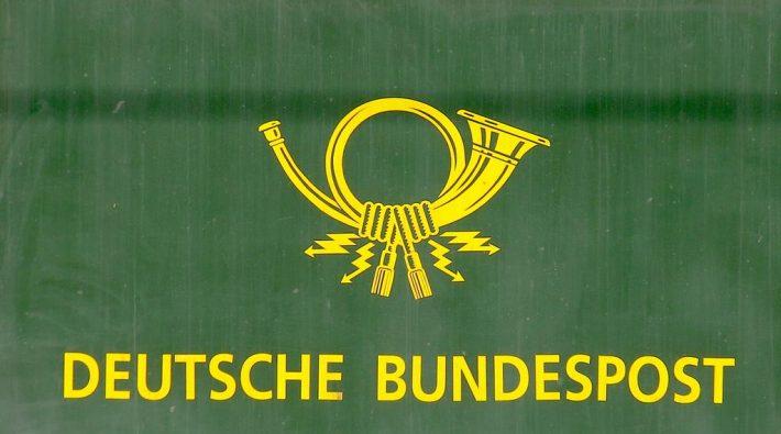 Deutsche Bundespost. Foto: Wikipedia
