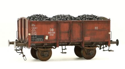 Kurzer Güterwagen O 02