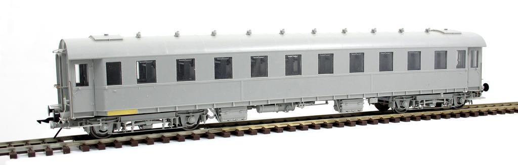 D Zugwagen 2. Klasse
