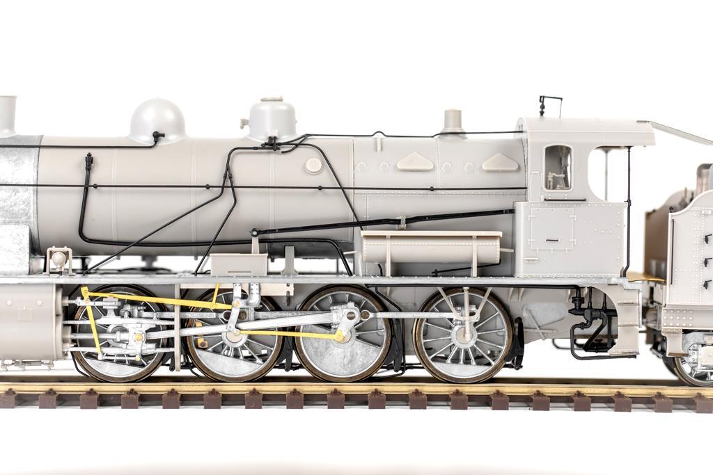 Chrezo 140 C SNCF Treibachsen