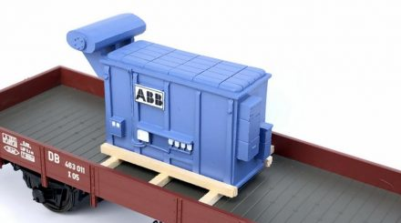 Loewe Ladegut Transformator