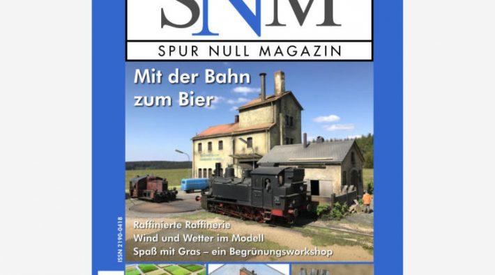 Spur Null Magazin Heft 41