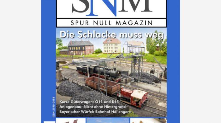 Spur Null Magazin Heft 42