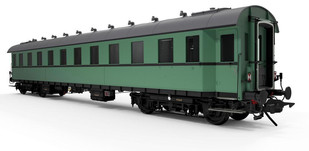 D-Schnellzugwagen Gruppe 29 (Abb.: Lenz)