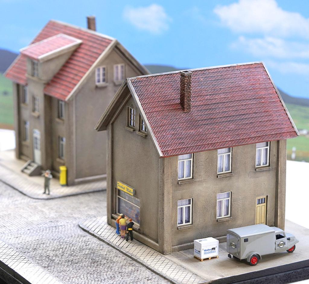 Waller Mietshäuser