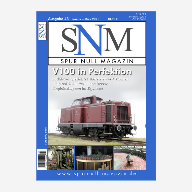 Spur Null Magazin Heft 43