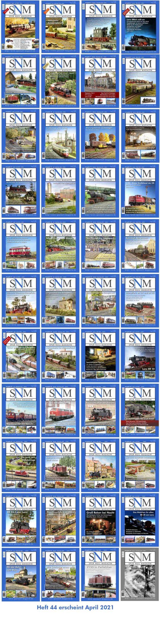 SNM Heft 1-43