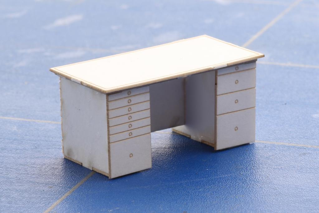 Schreibtisch Heft 44