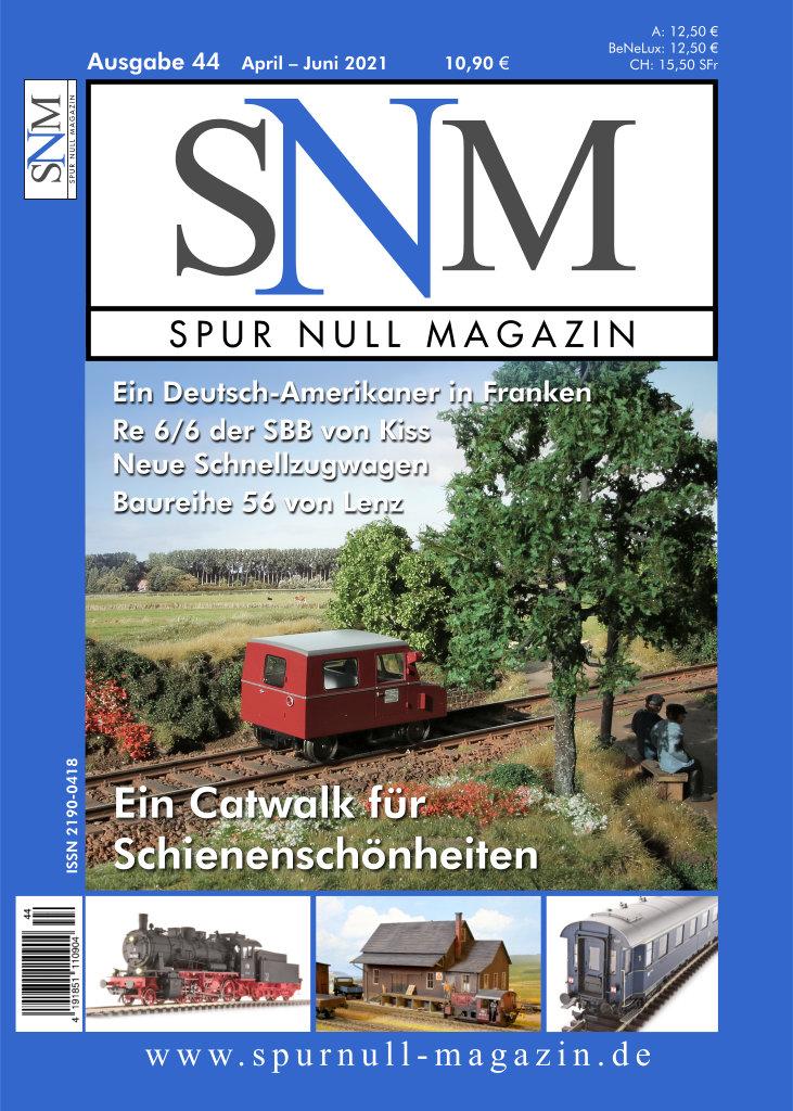 Spur Null Magazin Heft 44
