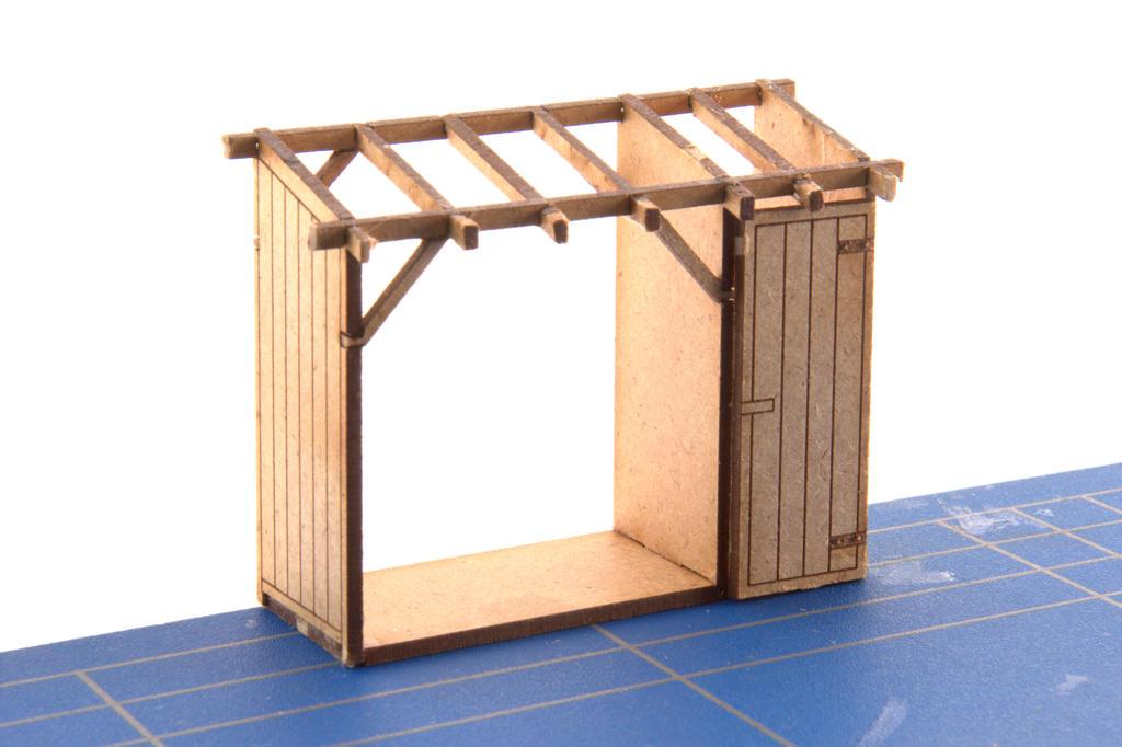 Abonnenten Extra 45 Holzverschlag
